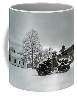 Newbury Lower Green Coffee Mug