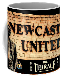 Newcastle United Coffee Mug