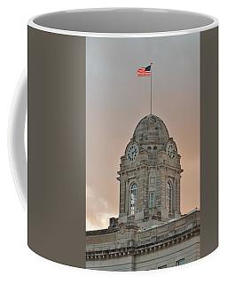 Newton Iowa Clocktower Coffee Mug
