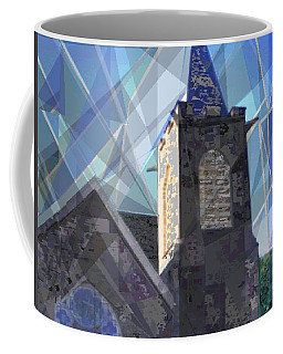 Newtown Steeple Coffee Mug