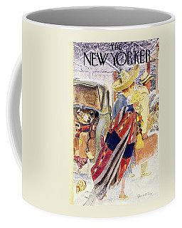 Newyorker January 31 1953 Coffee Mug