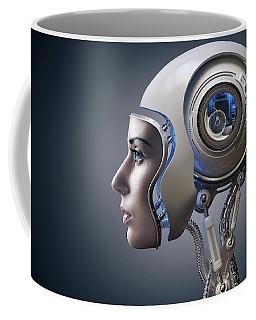 Next Generation Cyborg Coffee Mug