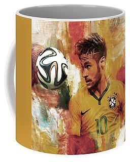 Neymar 05d Coffee Mug