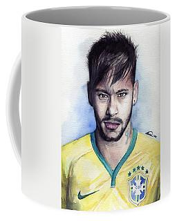 Neymar Coffee Mug