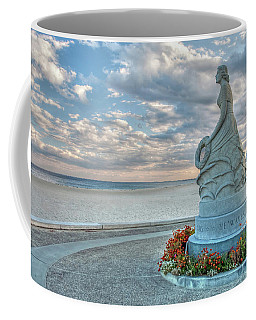 New Hampshire Marine Memorial Coffee Mug