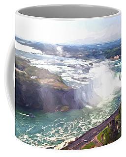 Niagara Horseshoe Falls Coffee Mug
