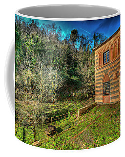 Coffee Mug featuring the photograph Niasca Hermitage IIi Portofino Park Passeggiate A Levante by Enrico Pelos