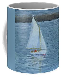Nice Day For A Sail Coffee Mug