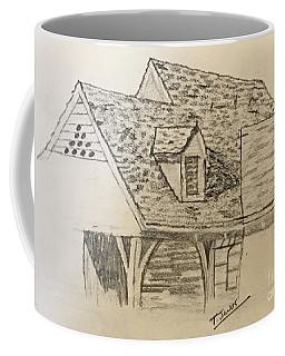 Nice Lines Coffee Mug