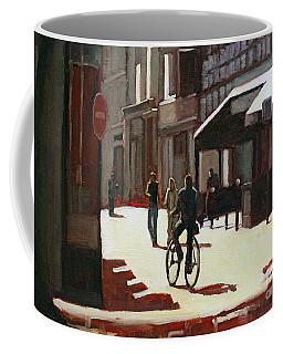 Nice Rue Coffee Mug