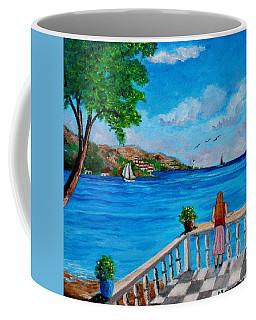 Nice View Coffee Mug