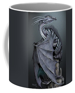 Nickel Dragon Coffee Mug