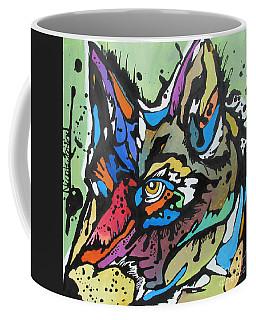 Nico The Coyote Coffee Mug