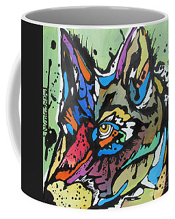 Nico The Coyote Coffee Mug
