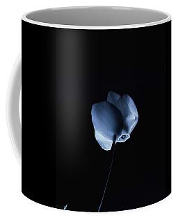 Night And A Blue Light Coffee Mug