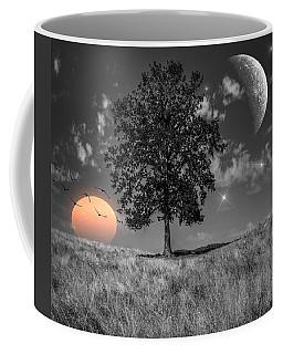 Night And Day Coffee Mug