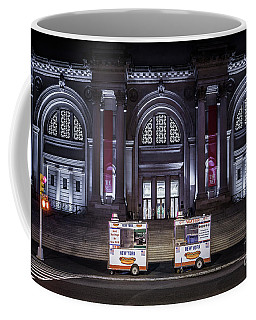 Night At A Museum Coffee Mug