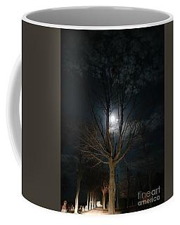 Night At The Graveyard Coffee Mug