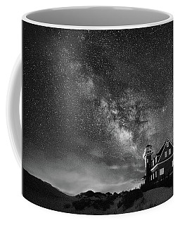 Night At The Station Coffee Mug