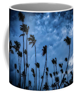 Night Beach Coffee Mug