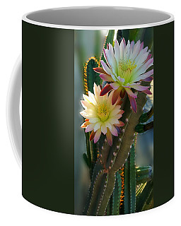 Coffee Mug featuring the photograph Night-blooming Cereus 4 by Marilyn Smith