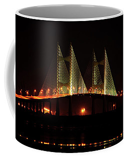 Night Bridge Coffee Mug