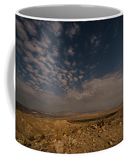 Night By Moonlight Coffee Mug