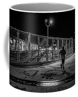 Night Commute  Coffee Mug