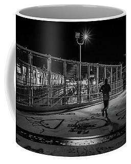 Night Commute  Coffee Mug