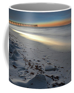 Night Draws Near Coffee Mug