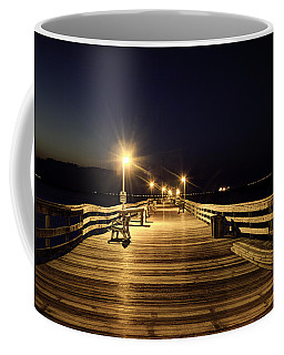 Night Fishin' Coffee Mug