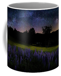 Coffee Mug featuring the photograph Night Flowers by Bill Wakeley