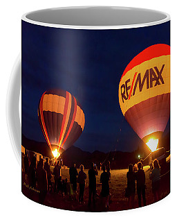Night Glow Coffee Mug by Mick Anderson