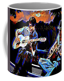 Night Jammin Coffee Mug