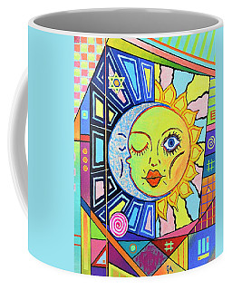 Night Kisses Daylight Coffee Mug
