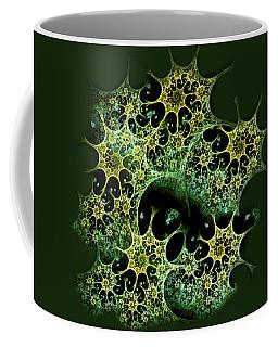 Night Lace Coffee Mug