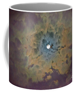 Night Moon Coffee Mug