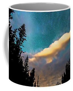 Coffee Mug featuring the photograph Night Moves by James BO Insogna