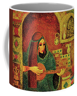 Night Music 3 Coffee Mug