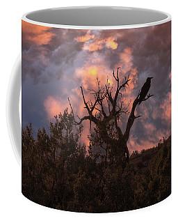 Night Of The Raven Coffee Mug