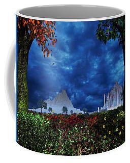Night Of The Storm Coffee Mug