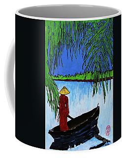 Night On The Perfume River Coffee Mug