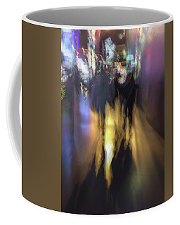 Night On The Town Coffee Mug