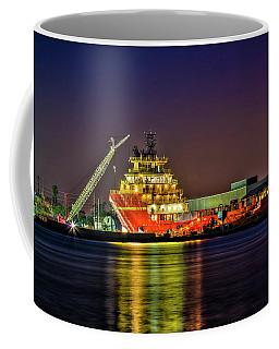 Night Overhaul Coffee Mug