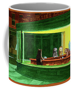 Night Owls... Coffee Mug