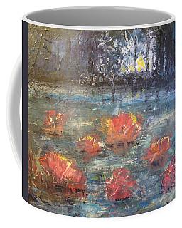 Night Pond Coffee Mug