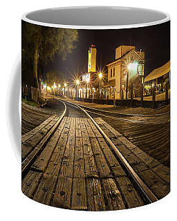 Night Rails Coffee Mug