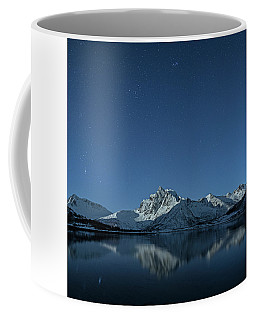Night Reflection Coffee Mug