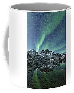 Night Reflections Coffee Mug