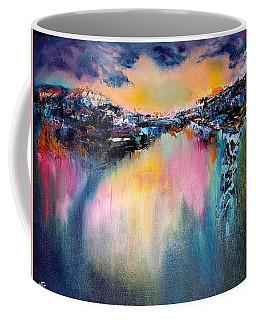 Night Reflections Coffee Mug